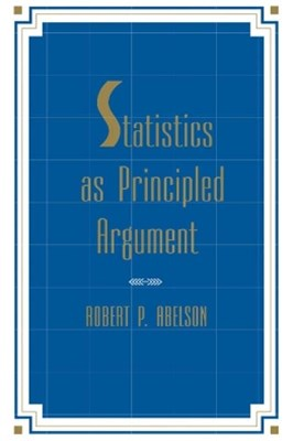 (ebook) Statistics As Principled Argument