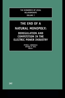 (ebook) The End of a Natural Monopoly
