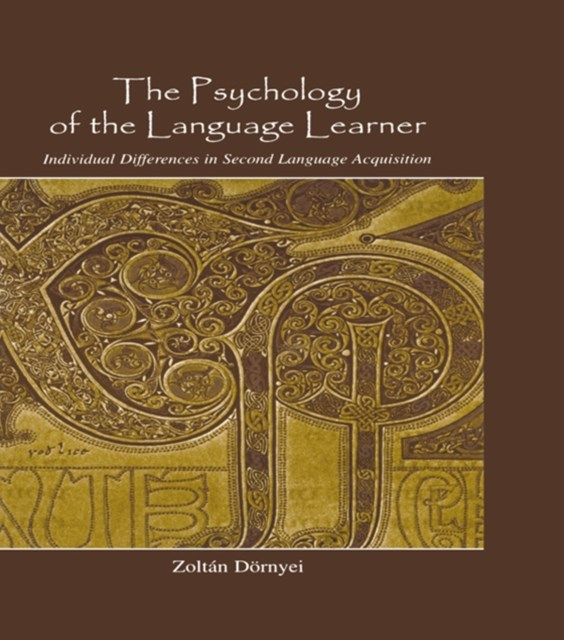 (ebook) Psychology of the Language Learner