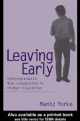 (ebook) Leaving Early