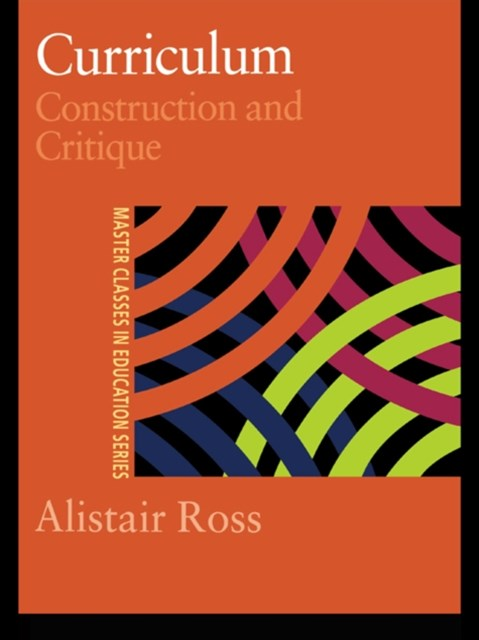 (ebook) Curriculum: Construction and Critique