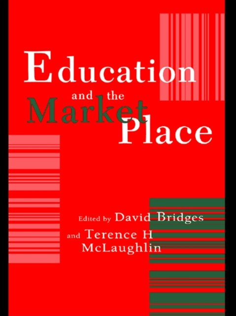 Education And The Market Place