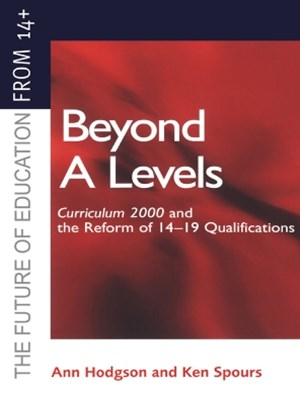 Beyond A-levels