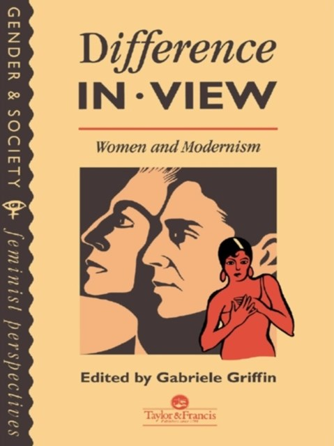 (ebook) Difference In View: Women And Modernism
