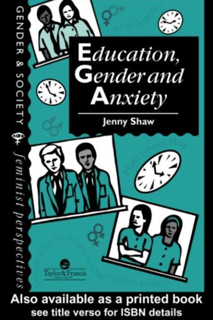 Education, Gender And Anxiety