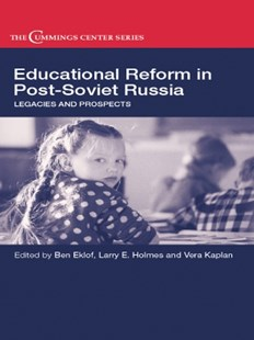 (ebook) Educational Reform in Post-Soviet Russia - Education Trade Guides