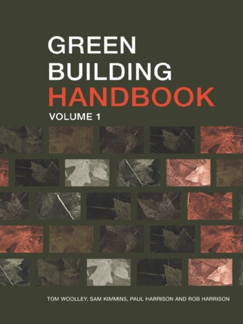 (ebook) Green Building Handbook: Volume 1