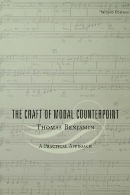 The Craft of Modal Counterpoint