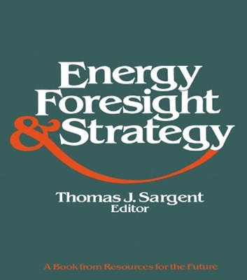 (ebook) Energy, Foresight, and Strategy
