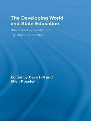 The Developing World and State Education