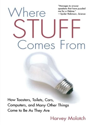 (ebook) Where Stuff Comes From
