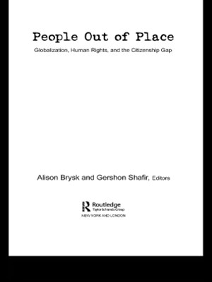 (ebook) People Out of Place