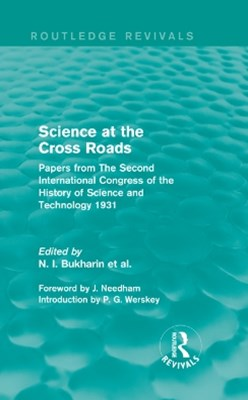 (ebook) Science at the Cross Roads (Routledge Revivals)
