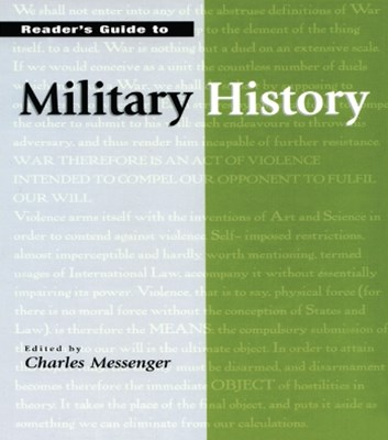 (ebook) Reader's Guide to Military History