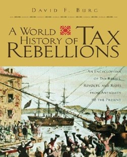 (ebook) World History of Tax Rebellions - Business & Finance Ecommerce