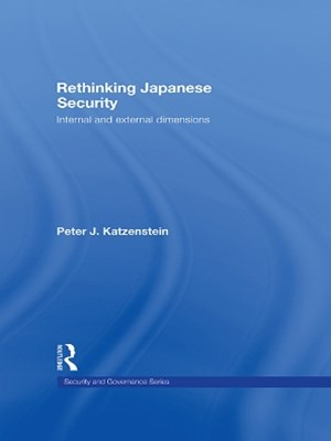 (ebook) Rethinking Japanese Security