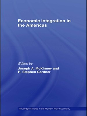 (ebook) Economic Integration in the Americas