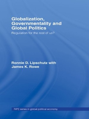 (ebook) Globalization, Governmentality and Global Politics
