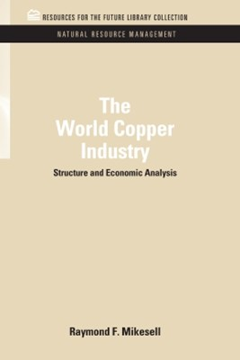 (ebook) The World Copper Industry