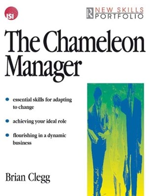 (ebook) The Chameleon Manager