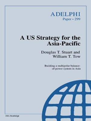 (ebook) A US Strategy for the Asia-Pacific