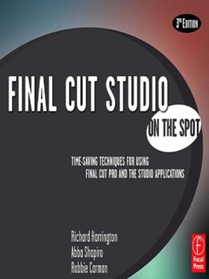 (ebook) Final Cut Studio On the Spot
