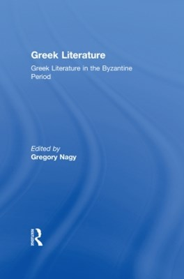 (ebook) Greek Literature in the Byzantine Period