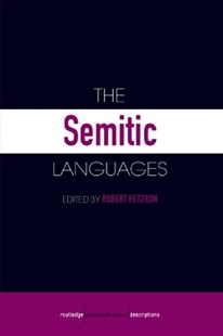 (ebook) Semitic Languages - Language