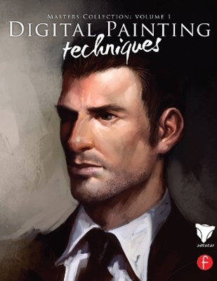 (ebook) Digital Painting Techniques
