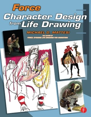 (ebook) Force: Character Design from Life Drawing