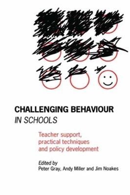 Challenging Behaviour in Schools