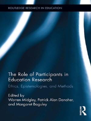 The Role of Participants in Education Research