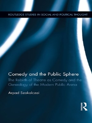 (ebook) Comedy and the Public Sphere