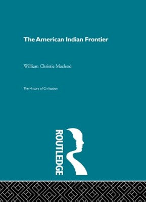 (ebook) The American Indian Frontier