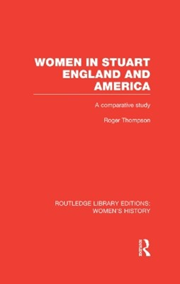 (ebook) Women in Stuart England and America