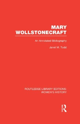 (ebook) Mary Wollstonecraft