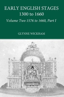 (ebook) Part I - Early English Stages 1576-1600