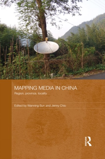 Mapping Media in China
