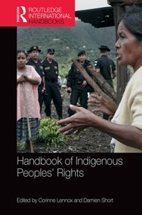 (ebook) Handbook of Indigenous Peoples' Rights - Politics Political Issues