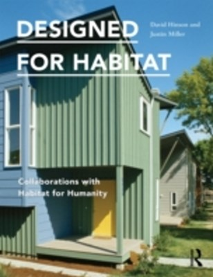 (ebook) Designed for Habitat