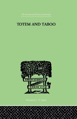 (ebook) Totem And Taboo