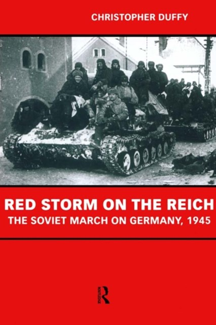 (ebook) Red Storm on the Reich