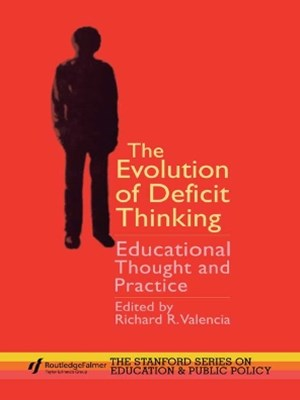 (ebook) The Evolution of Deficit Thinking