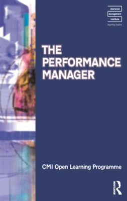 Performance Manager CMIOLP