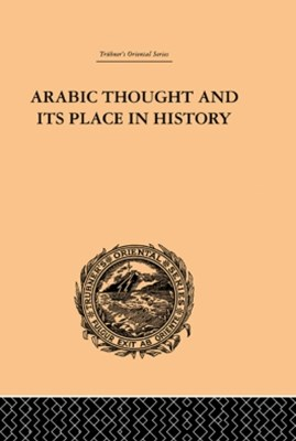 (ebook) Arabic Thought and its Place in History
