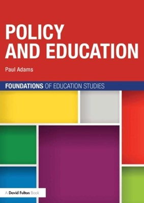 (ebook) Policy and Education