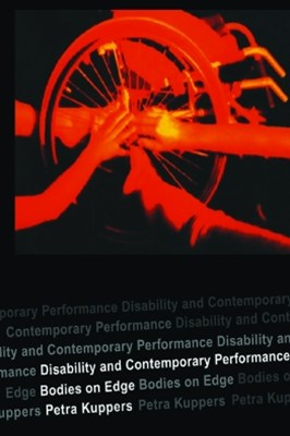 Disability and Contemporary Performance