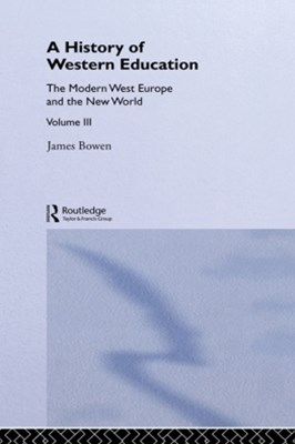 (ebook) Hist West Educ:Modern West V3