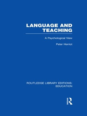 (ebook) Language & Teaching