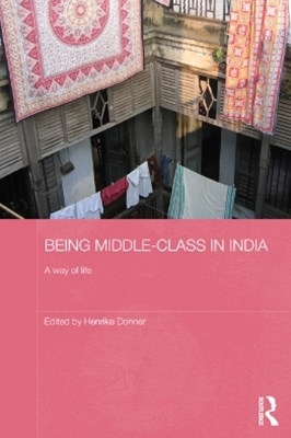 (ebook) Being Middle-class in India